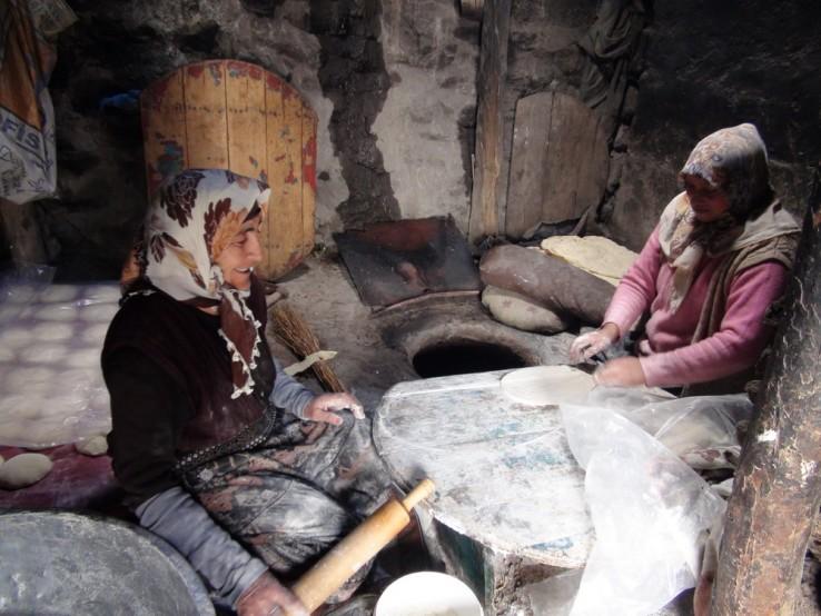 datça köy ekmeği tarifi çiftçiden eve