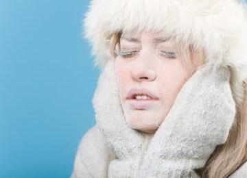 Kardan ve Dondurucu Kış Soğuklarından Cildinizi Koruyun