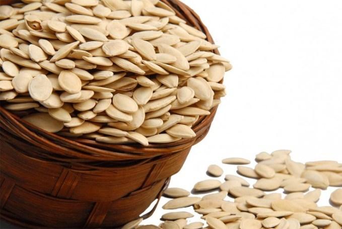 kabak çekirdeği yoğun proteinli besinler çiftçiden eve