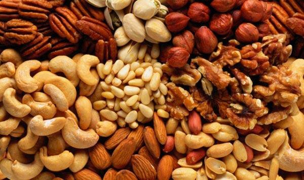 kuruyemiş yoğun proteinli besinler çiftçiden eve