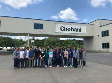 ÇiftçidenEve Chobani Fabrika Ziyareti