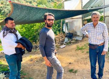 Yerli tohum fide için başlayan dayanışma