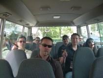 The bus - Cigar Safari March 2011