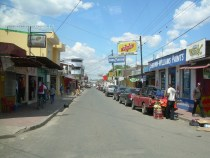 A street in Esteli  - Cigar Safari March 2011