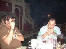 Jonathan Drew and Kiki Berger  - Cigar Safari March 2011