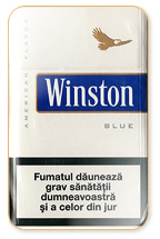 Buy Winston Lights Balanced Blue Online For USA And