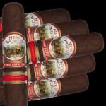New World Puro Especial by AJ Fernandez Short Churchill 10pk