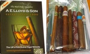 Beginners Cigar Sampler Box Set