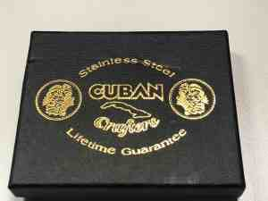 Cuban Crafters Perfect Cigar Cutter Box