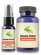Smoke Deter Homeopathic Quit Smoking Product