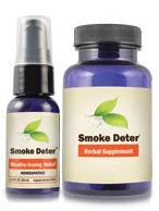 Smoke Deter Homeopathic Quit Smoking Product