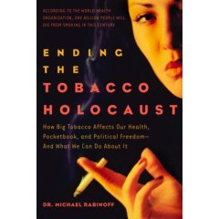 Book Cover for Ending the Tobacco Holocaust
