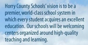 SC Horry County Schools
