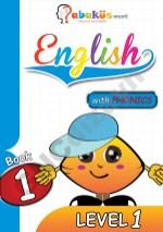 Abaküsment Mental İngilizce Level 1 - Ön Kapak