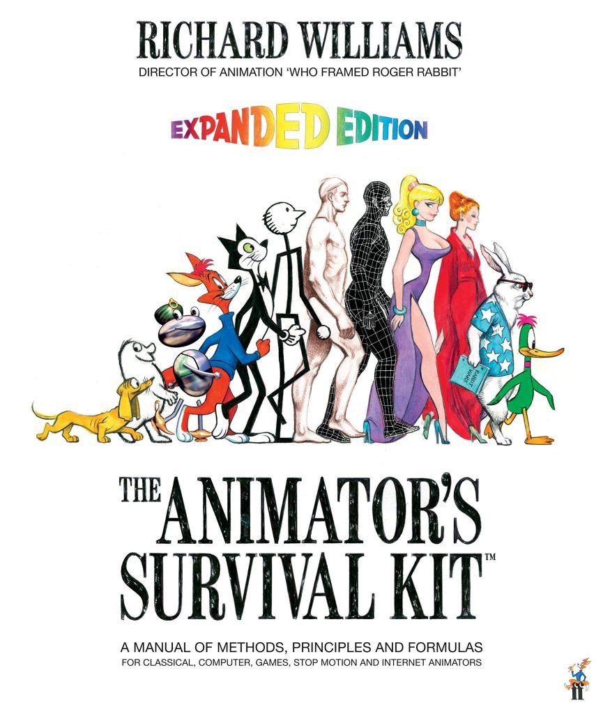 Art Books: The Animator's Survival Kit by Richard Williams