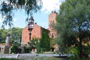 Замок Радомишль