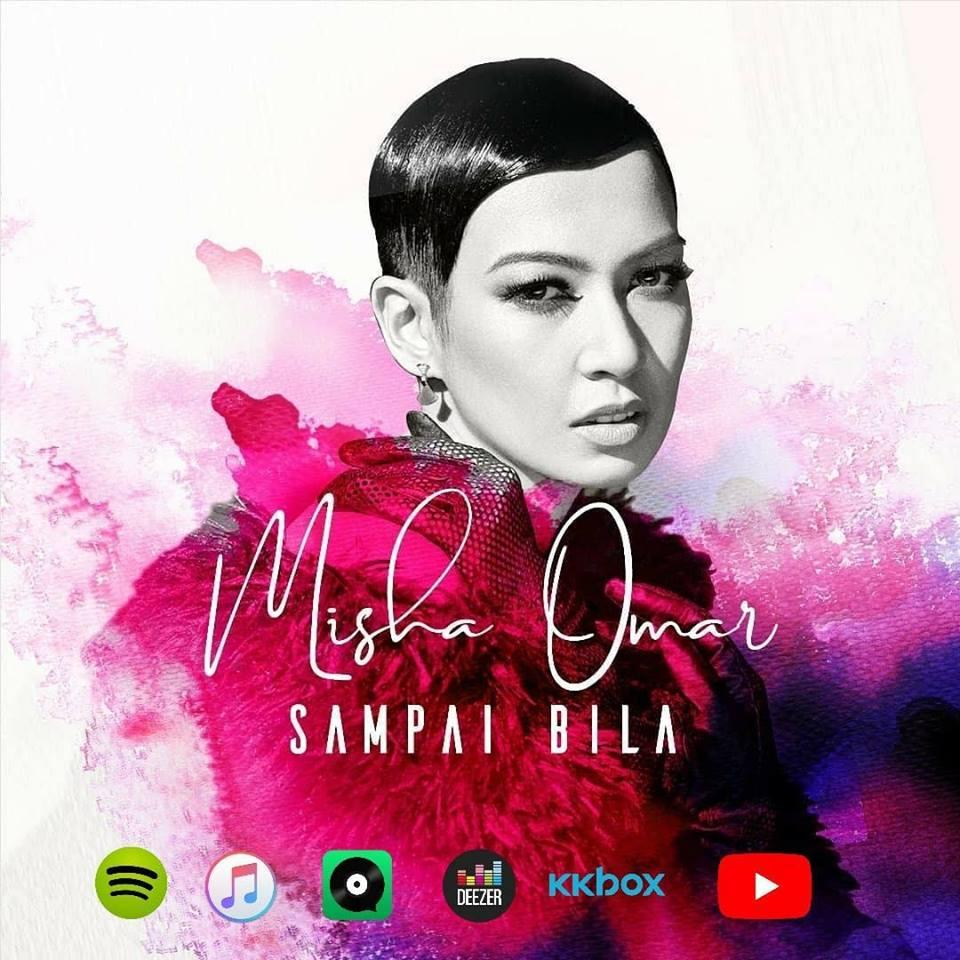 Lirik Lagu Sampai Bila Misha Omar Ost Jangan Benci Cintaku