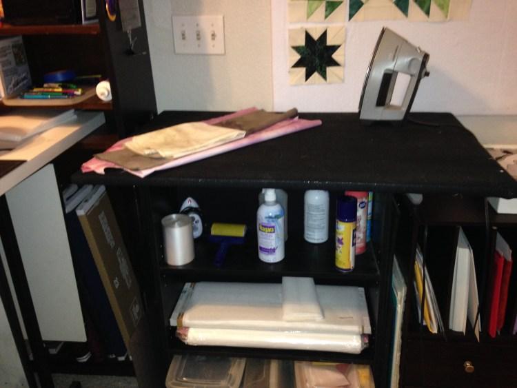 2'x3' Ironing Board