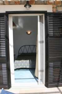 Villa Michela Terrasse Schlafzimmer