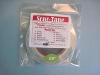 "Scor-Tape .625X27yd 5/8"""
