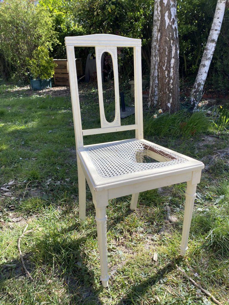 Renover Une Chaise Niveau Debutant Ciloubidouille