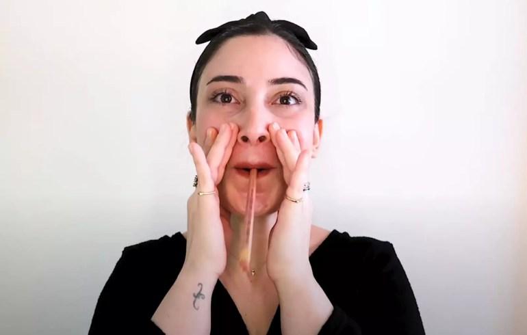 Yüz Yogası Dersi Başlangıç & Orta Seviye Yüz Egzersizleri