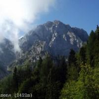 Monte Cimon (2422m)