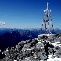 Monte Coglians (2780m)