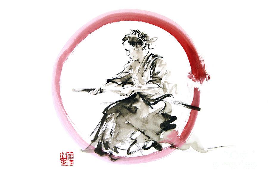samurai-enso-bushido-way-mariusz-szmerdt