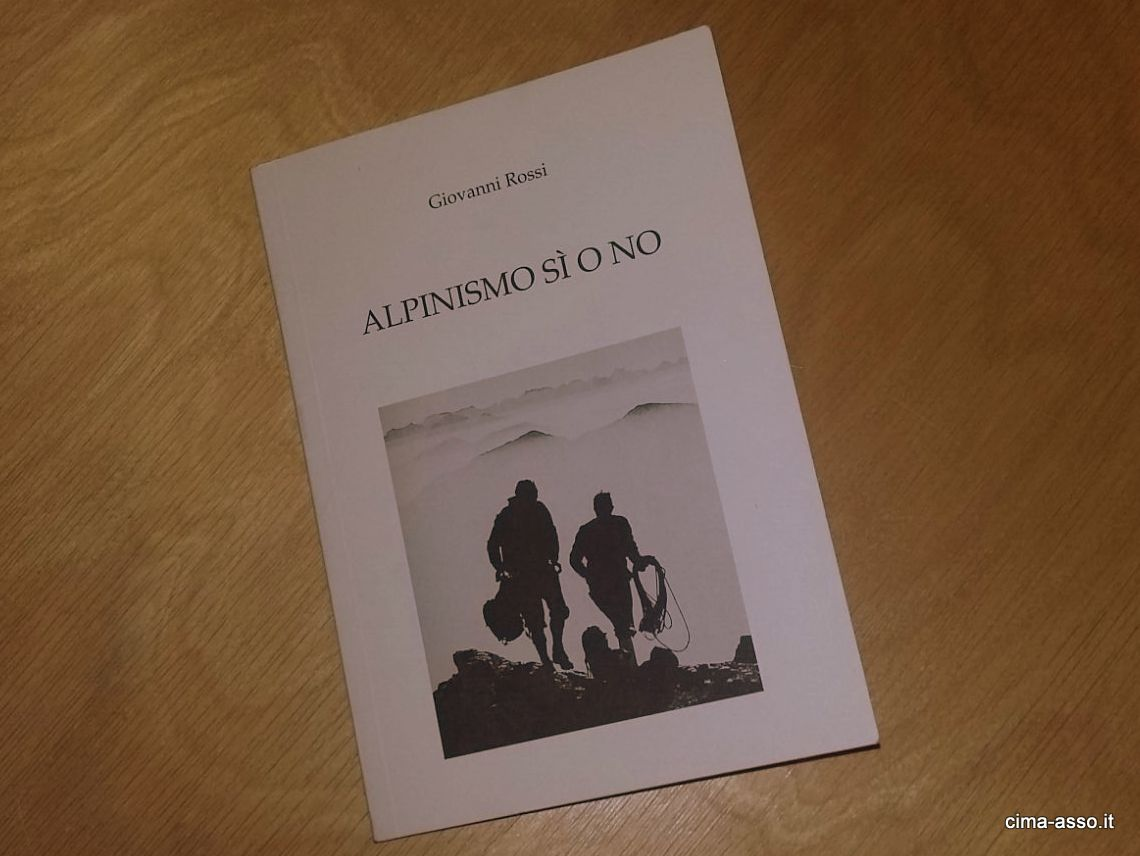 Alpinismo sì o no