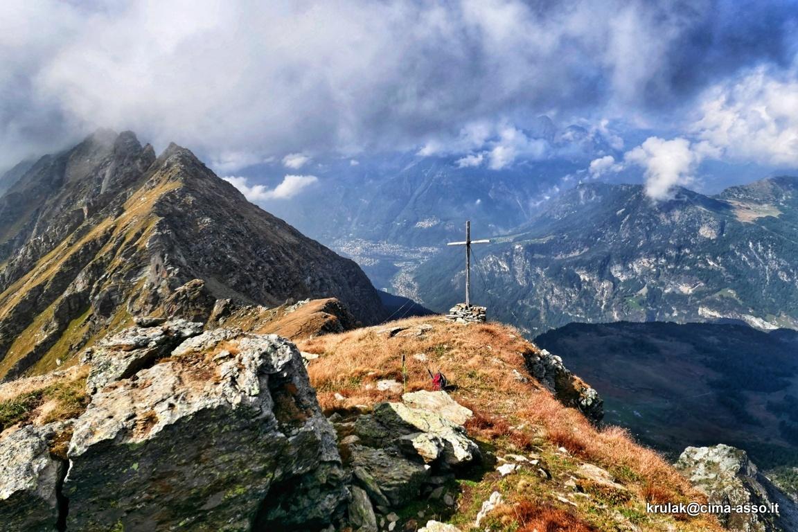 Monte Acquanera (2806m)