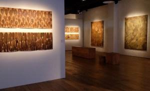cueco galerie univer - Marinette Cueco, Herbailles