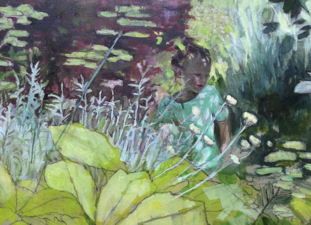 Sandrine Rondard peinture