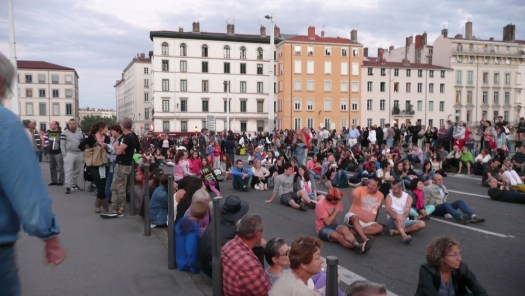 Bastille Day, Lyon, France