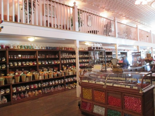 The best candy store in the world
