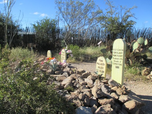 Boot Hill Graveyard, USA