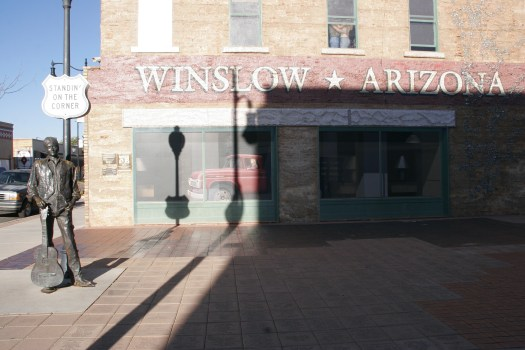 The Eagles in Winslow