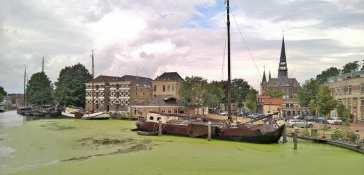 Historic Barge Museum Gouda