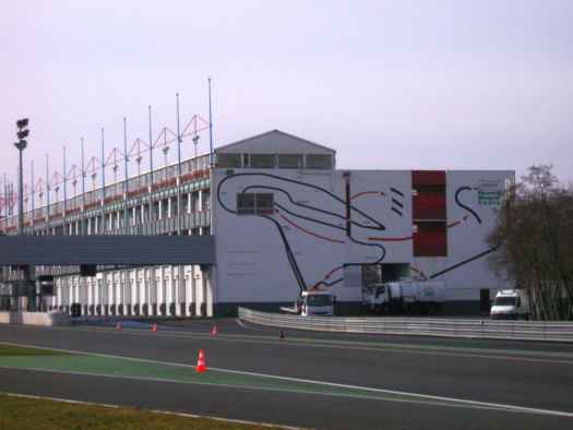 Magny Cours, France
