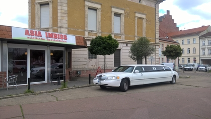 Stretch Limo in Brandenburg