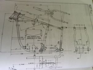 Harley FL FLH Service Manual 58 to 65 Panhead Electra DuoGlide Wiring Diagrams