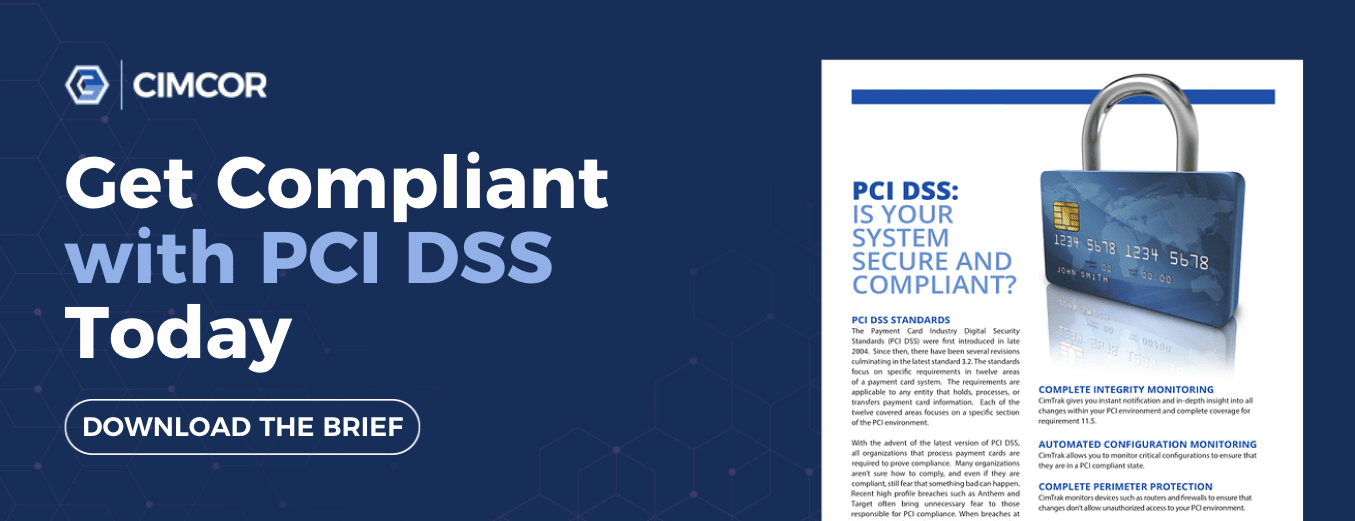 Pci Information Security Policy