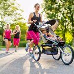 ocuumla Nasl Spor Yaparm Diye Dnme En Kullanl Bebek Arabalarhellip