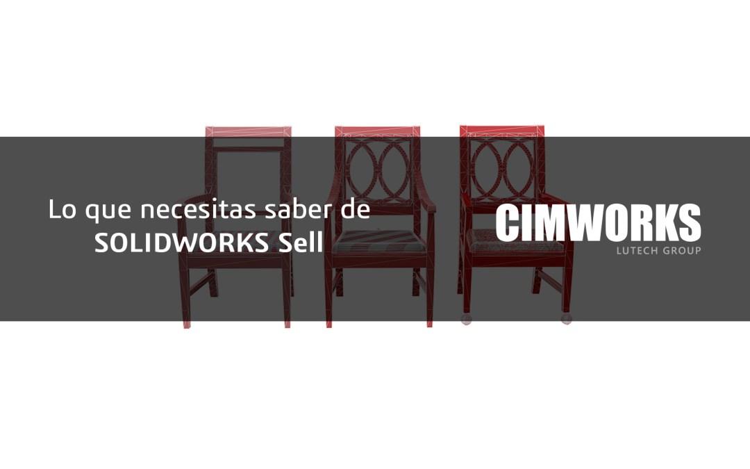 Todo lo que puedes hacer con SOLIDWORKS Sell