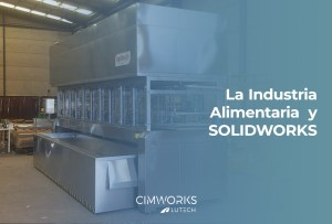 SOLIDWORKS, SOLIDWORKS PDM, Industria Alimentaria