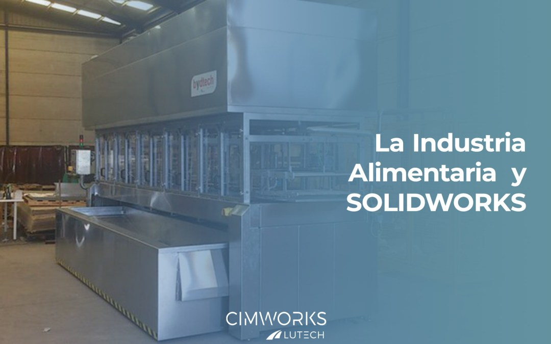 SOLIDWORKS, SOLIDWORKS PDM, Industria Alimentaria