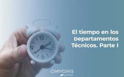 El tiempo en los departamentos técnicos Parte 1: Problemas.