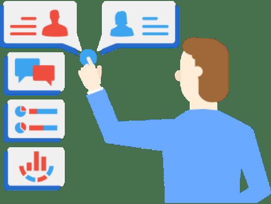 Gestión de Clientes en el configurador COMBINUM