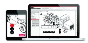 Documoto catálogos de recambios en dispositivos móviles Cimworks