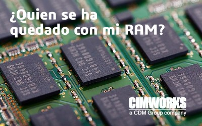 SOLIDWORKS tiene pocos recursos – ¿Quién se ha quedado con mi RAM? Versión 2.0